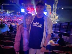 Bob Deinhardt  attended Tunnel to Towers Foundation's Never Forget Concert on Aug 21st 2021 via VetTix