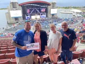 Click To Read More Feedback from Tunnel to Towers Foundation's Never Forget Concert