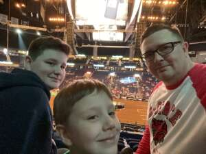 Chad Casey attended PBR Unleash the Beast on Aug 22nd 2021 via VetTix
