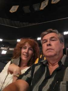 Jim attended PBR Unleash the Beast on Aug 22nd 2021 via VetTix