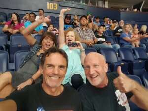 Yankee Mike attended PBR Unleash the Beast on Aug 22nd 2021 via VetTix