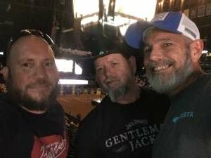 Richard Streck attended PBR Unleash the Beast on Aug 22nd 2021 via VetTix