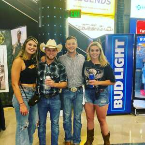 Rich nelson attended PBR Unleash the Beast on Aug 22nd 2021 via VetTix