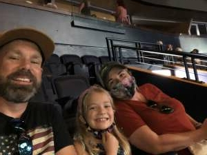 Rich attended PBR Unleash the Beast on Aug 22nd 2021 via VetTix