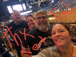 Andy White attended PBR Unleash the Beast on Aug 22nd 2021 via VetTix