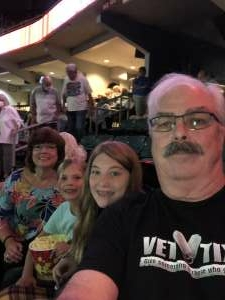 David attended Happy Together Tour on Aug 21st 2021 via VetTix