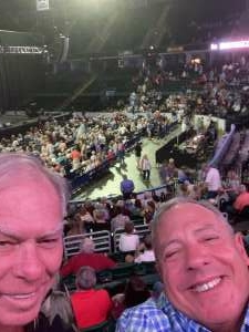 Richard  attended Happy Together Tour on Aug 21st 2021 via VetTix