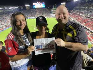 Click To Read More Feedback from DC United vs. Atlanta United FC - MLS