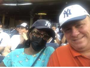 ALEX - USMC attended New York Yankees vs. Boston Red Sox - MLB on Aug 17th 2021 via VetTix