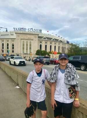 Carolyn attended New York Yankees vs. Boston Red Sox - MLB on Aug 17th 2021 via VetTix
