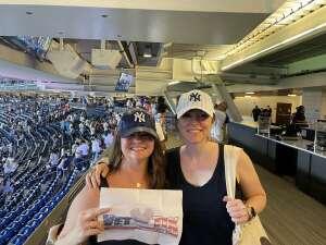 Allison attended New York Yankees vs. Boston Red Sox - MLB on Aug 17th 2021 via VetTix