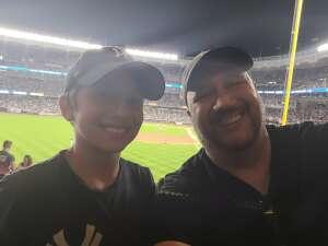 Eric C. attended New York Yankees vs. Boston Red Sox - MLB on Aug 17th 2021 via VetTix