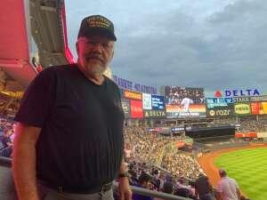 P. Spencer Willard attended New York Yankees vs. Boston Red Sox - MLB on Aug 17th 2021 via VetTix