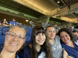 Brady attended New York Yankees vs. Boston Red Sox - MLB on Aug 17th 2021 via VetTix