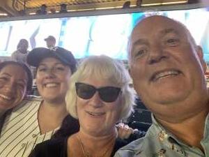 Pete J attended New York Yankees vs. Boston Red Sox - MLB on Aug 17th 2021 via VetTix