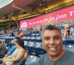 Michael attended New York Yankees vs. Boston Red Sox - MLB on Aug 17th 2021 via VetTix