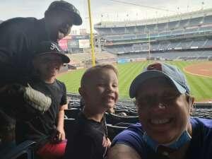 Devin attended New York Yankees vs. Boston Red Sox - MLB on Aug 17th 2021 via VetTix