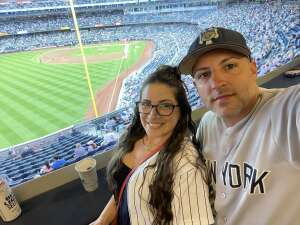 Joe attended New York Yankees vs. Boston Red Sox - MLB on Aug 17th 2021 via VetTix