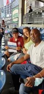 Joseph Gonzalez  attended New York Yankees vs. Boston Red Sox - MLB on Aug 17th 2021 via VetTix