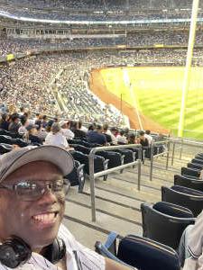 Bert attended New York Yankees vs. Boston Red Sox - MLB on Aug 17th 2021 via VetTix