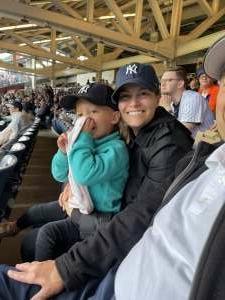 Mike attended New York Yankees vs. Minnesota Twins - MLB on Aug 20th 2021 via VetTix