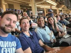 anon attended New York Yankees vs. Minnesota Twins - MLB on Aug 20th 2021 via VetTix