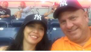 Alex - USMC attended New York Yankees vs. Minnesota Twins - MLB on Aug 20th 2021 via VetTix
