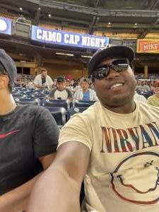 Y Julio attended New York Yankees vs. Minnesota Twins - MLB on Aug 20th 2021 via VetTix