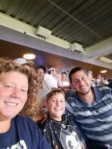 Patrick attended New York Yankees vs. Minnesota Twins - MLB on Aug 20th 2021 via VetTix