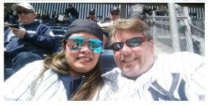 JayRock attended New York Yankees vs. Minnesota Twins - MLB on Aug 20th 2021 via VetTix