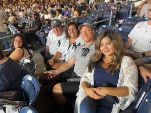 Jerry B attended New York Yankees vs. Minnesota Twins - MLB on Aug 20th 2021 via VetTix