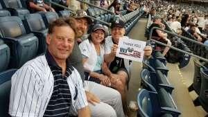 Tom V. attended New York Yankees vs. Minnesota Twins - MLB on Aug 20th 2021 via VetTix