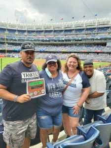 Click To Read More Feedback from New York Yankees vs. Minnesota Twins - MLB