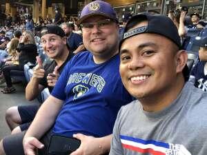 John Koss attended New York Yankees vs. Minnesota Twins - MLB on Aug 20th 2021 via VetTix