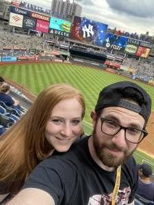 Jason attended New York Yankees vs. Minnesota Twins - MLB on Aug 20th 2021 via VetTix