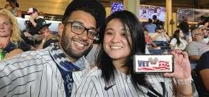 Juan attended New York Yankees vs. Minnesota Twins - MLB on Aug 20th 2021 via VetTix