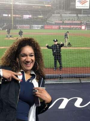 Abe attended New York Yankees vs. Minnesota Twins - MLB on Aug 20th 2021 via VetTix