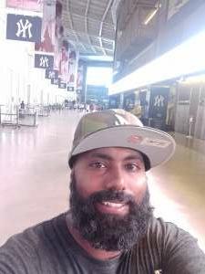 Daniel attended New York Yankees vs. Minnesota Twins - MLB on Aug 20th 2021 via VetTix