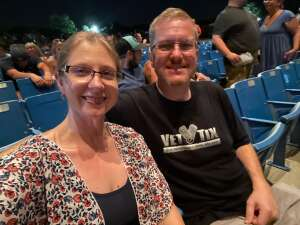 Carl from NC attended Brad Paisley Tour 2021 on Aug 28th 2021 via VetTix