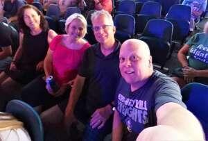 KMC123 attended Brad Paisley Tour 2021 on Aug 28th 2021 via VetTix