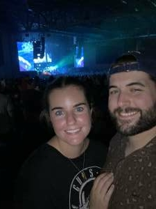 Nick attended Brad Paisley Tour 2021 on Aug 28th 2021 via VetTix