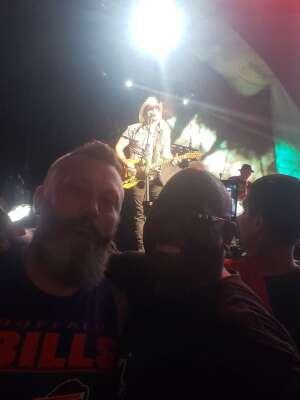 Johnny attended Brad Paisley Tour 2021 on Aug 28th 2021 via VetTix