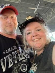Warren D attended Brad Paisley Tour 2021 on Aug 28th 2021 via VetTix