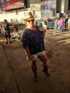 Jen attended Brad Paisley Tour 2021 on Aug 28th 2021 via VetTix
