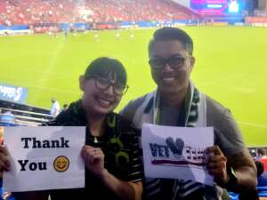 Click To Read More Feedback from FC Dallas vs. Seattle Sounders - MLS - Beer and Hot Dog Night!