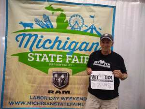 Click To Read More Feedback from Michigan State Fair