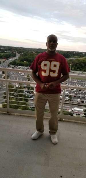 SSG.BUSH attended Washington Football Team vs. Cincinnati Bengals - NFL on Aug 20th 2021 via VetTix
