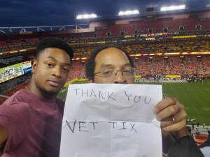 Click To Read More Feedback from Washington Football Team vs. Cincinnati Bengals - NFL