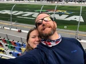 M. Leddick attended Coke Zero Sugar 400 - NASCAR Cup Series at Daytona International Speedway on Aug 28th 2021 via VetTix