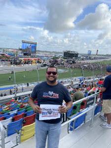 Click To Read More Feedback from Coke Zero Sugar 400 - NASCAR Cup Series at Daytona International Speedway